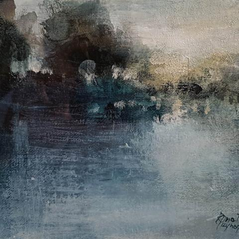 Quiet Evening by Renata Przynoga - Windsor Gallery Christchurch