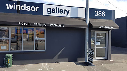 Custom Picture Framers Central Christchurch