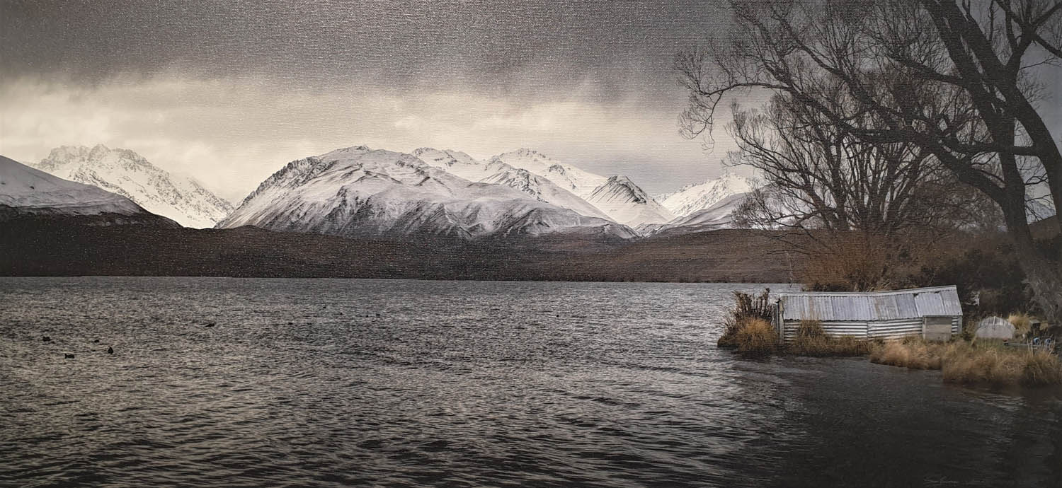 Fine Art Photography Exhibition at Windsor Gallery Lake Alexandrina by Sam Barrow