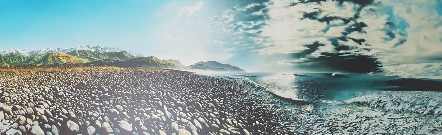 Kaikoura By Iva Treskon at Windsor Gallery